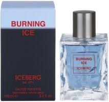Iceberg Burning Ice Toaletní voda 100ml M