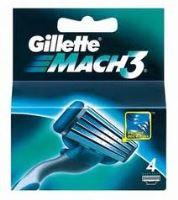 Gillette Mach 3  4ks