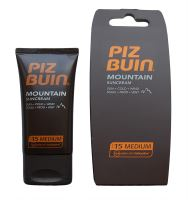 PIZ BUIN Mountain Sun Cream SPF 15 40ml