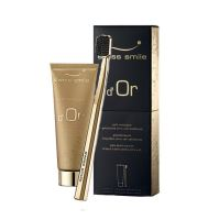 Swiss Smile d´Or Gold Toothpaste Kit