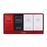 Cartier Mini set 18ml M edt Declaration 4 ml + edt Declaration d´Un Soir 4 ml + edt edt Eau de Cartier 5 ml + edt Eau de Cartier Concentree 5 ml