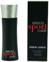 Giorgio Armani Code Sport M EDT 125ml