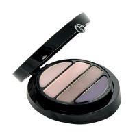 Armani Eyes To Kill Quad oční stíny odstín 06 Bourdoir (4 Color Eyeshadow Palette) 4 g