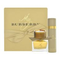 Burberry My Burberry 90ml W Edp 90ml + 100ml tělový závoj