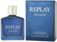 Replay Essential for Him EDT 75 ml M