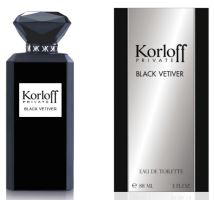 Korloff Private Black Vetiver M EDT 88ml