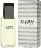 Antonio Puig Quorum Silver Toaletní voda 100ml M