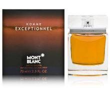 Mont Blanc Exceptionnel M EDT 75ml