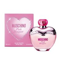 Moschino Pink Bouquet W EDT 100ml