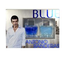 Antonio Banderas Blue Seduction 100ml M Edt 100ml + 100ml voda po holení