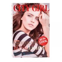 Parisax Book Magazine City Girl - Cambs