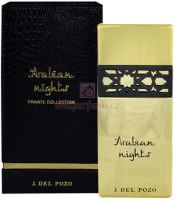 Jesus Del Pozo Arabian Nights Private Collection Parfémovaná voda 100ml W