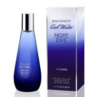 Davidoff Cool Water Night Dive W EDT 80ml