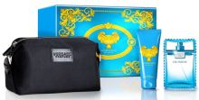 Versace Man Eau Fraiche M EDT 100ml + SG 100ml + Bag SET