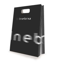 Shopper Inebrya / igelitová taška