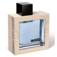 Dsquared He Wood Ocean Wet Wood M EDT 100ml