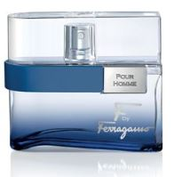 Salvatore Ferragamo F By Ferragamo Free Time M EDT 100ml TESTER