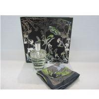Lalique Fleur de Cristal EDP 100 ml + šátek