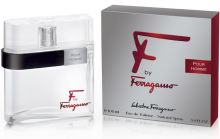 Salvatore Ferragamo F by Ferragamo Pour Homme M EDT 100ml
