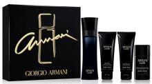 Giorgio Armani Black Code M EDT 125ml + ASB 75ml + SG 75ml + Deostick 75ml