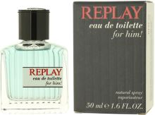 Replay for Him! EDT 50 ml M