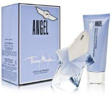 Thierry Mugler Angel W EDP 50ml + Perfuming Body Lotion 100ml Travel Exclusive SET