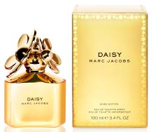 Marc Jacobs Daisy Shine Gold Edition W EDT 100ml