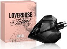 Diesel Loverdose Tattoo W EDP 50ml