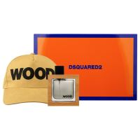 Dsquared2 Wood M EDT 50ml + kšiltovka