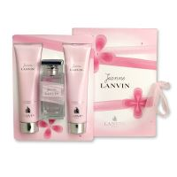 Lanvin Jeanne W EDP 100ml + BL 100ml + SG 100ml 3ks SET