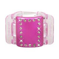 Linziclip Midi Hair Clip 1ks - Pink Crystal