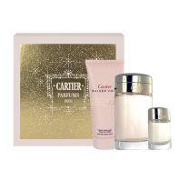 Cartier Baiser Volé EDP 100 + 100 ml BL + 6 ml EDP W