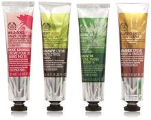 The Body Shop Handcare Collection