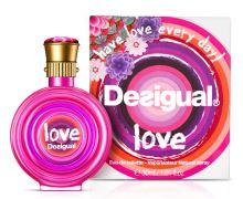 Desigual Love W EDT 50ml