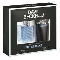Beckham The Essence M EDT 30ml + Hair&Body Wash 200ml SET