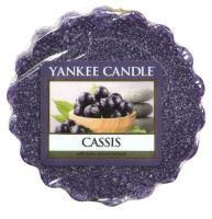 Yankee Candle vonný vosk 22g Cassis