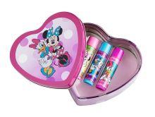 Lip Smacker Disney Minnie Heart Tin Box 3pcs