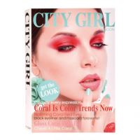 Parisax Book Magazine City Girl PM - London