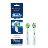 Oral B 3D White 2ks - náhrady na el. zubní kartáček