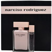 Narciso Rodriguez For Her W EDP 50ml + EDP 10ml Purse Spray SET
