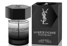 Yves Saint Laurent La Nuit De LˇHomme M EDT 100ml