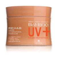 Alterna Bamboo Color Hold+ Rehab Deep Hydration Masque Maska na vlasy 150ml W