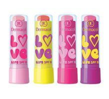 Dermacol Love Lips SPF15 3,5ml W, odstín Bubble Gum