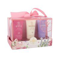 Grace Cole Summer Florals Bath Kit