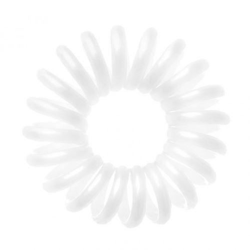 bIFULL Gumička do vlasů 3ks – bílá
