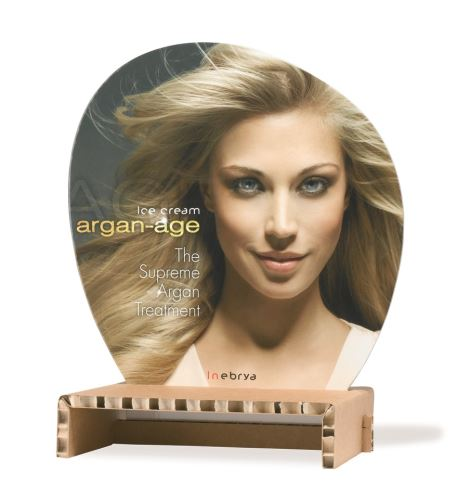 Counter Display Argan Age (Paperboard)
