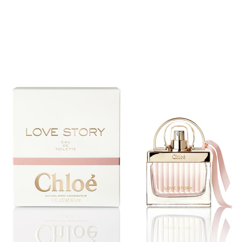 Chloé Love Story Eau de Toilette W EDT 30ml