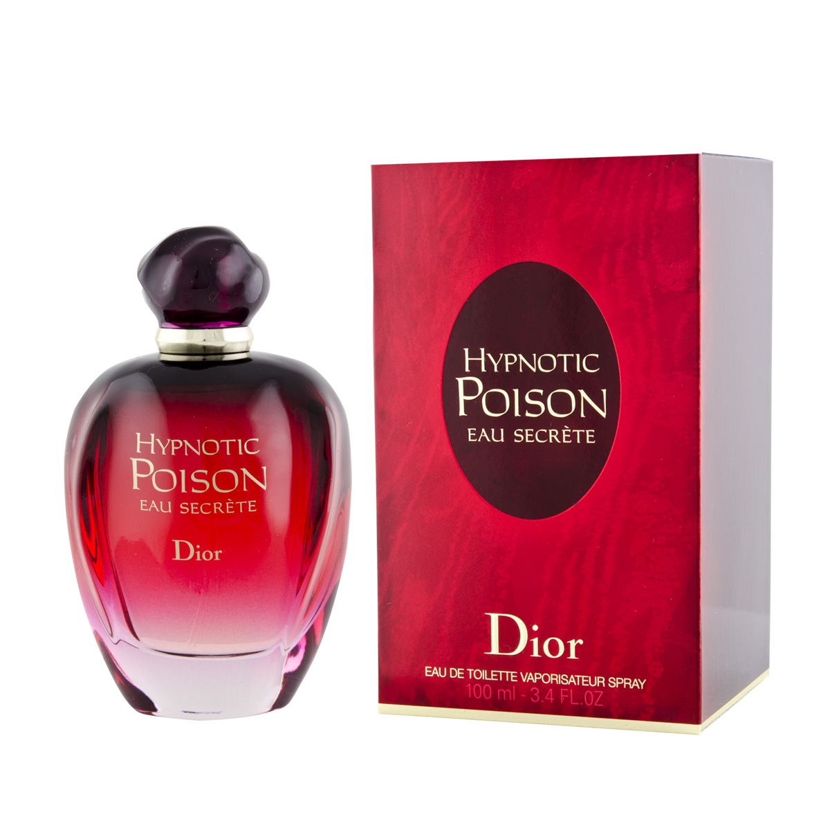 Dior Christian Hypnotic Poison Eau Secrete EDT 100 ml W