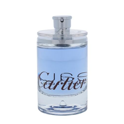 Cartier Eau de Cartier Vetiver Bleu TESTER Toaletní voda 100ml U