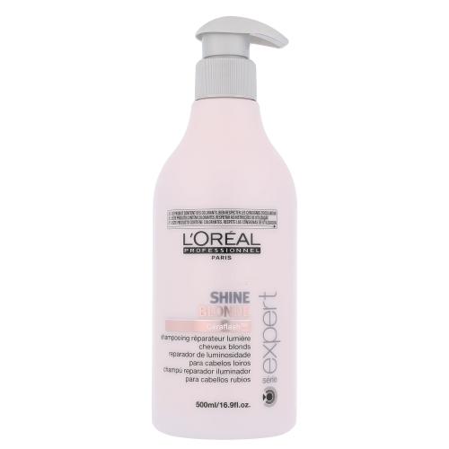 L'Oréal Professionnel Série Expert Shine Blonde Shampoo 500ml W